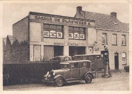 Cartes postales 11 for Garage renault poperinge belgique