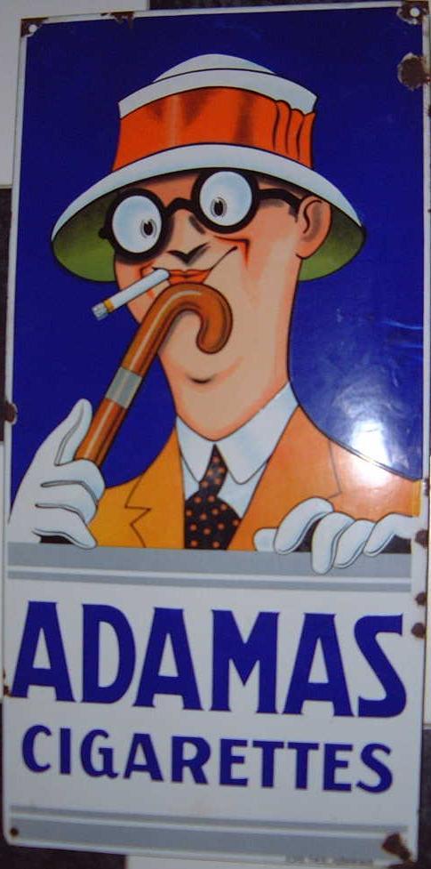 Adamas Cigarettes tabacs => page 2